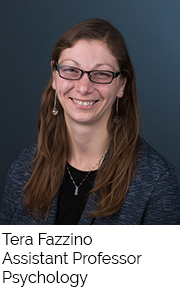 Tera Fazzino, Assistant Professor, Psychology