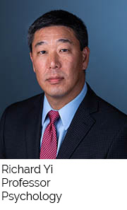 Richard Yi, Professor, Psychology